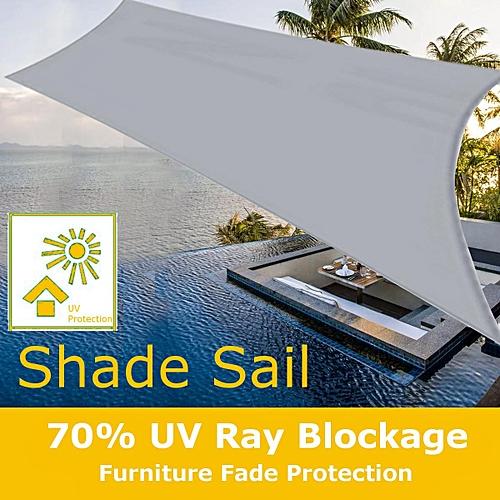 Buy Generic 4 5m Sun Shade Sail Cloth Shadecloth Outdoor Canopy