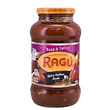 Spicy Italian Style Sauce - 680g