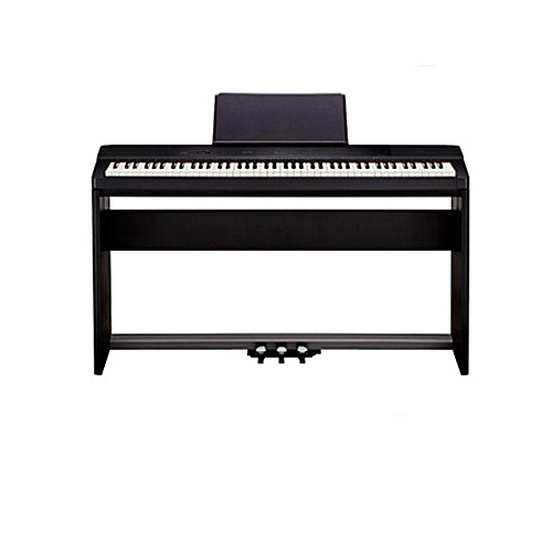 casio cdp 135 digital piano black best price jumia kenya. Black Bedroom Furniture Sets. Home Design Ideas