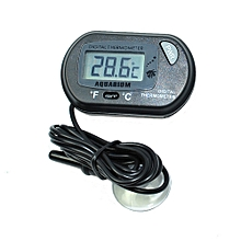 LED Display Aquarium Thermometer Probe Water Temperature Meter