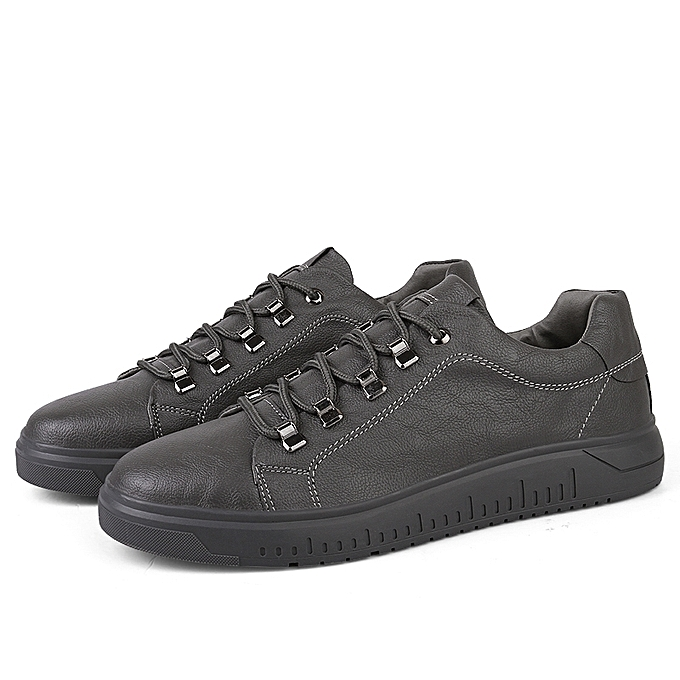 Generic Men S Everyday Casual Sneakers Pu Leather Walking Shoes