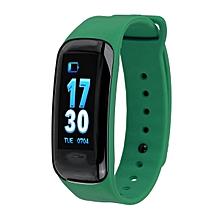 C1plus Sport Smart Bracelet Wristband Watch Heart Rate Monitor Fitness Wristband