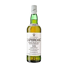 Single Malt Whisky, 10 Years - 750ml