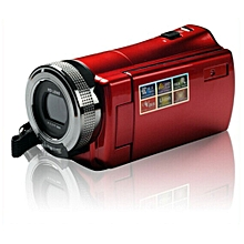 """Gizcam 2.7"""" Screen Full HD 1080P 16X Digital Zoom Video Camera DV Camcorder Photography Support 32GB SD Card Cam Gift  LIEGE"""