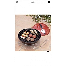 Portable Kettle Charcoal Barbeque