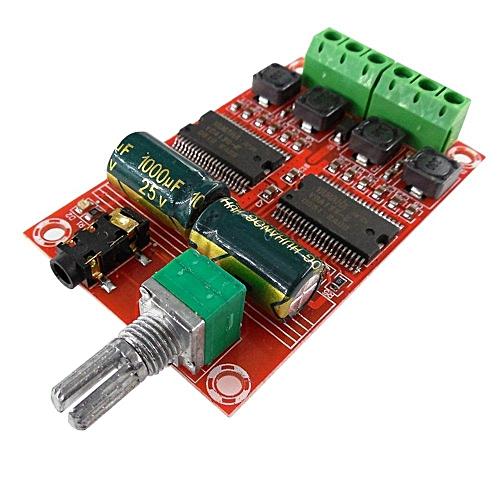 HW-453 Dual Core Amplifier Board Channel Class D Digital Stereo Amp