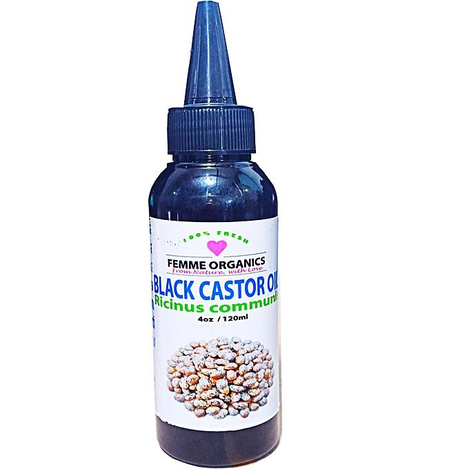 Image result for black castor oil