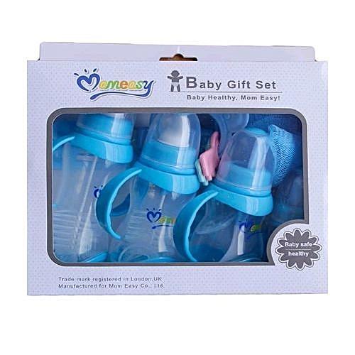 d9d2b5027 MOM EASY Baby Gift set  feeding bottle Set   Best Price