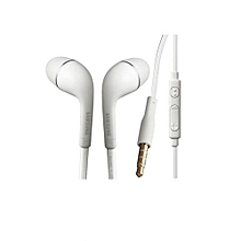 Galaxy S4/S3 Earphones - White.