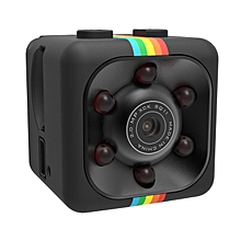 SQ11 Ultra HD Mini 1080P/60fps 12MP 4K Action WiFi Digital Camera for Gopro HD black