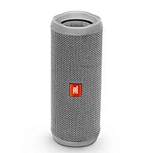 Flip 4 Wireless Bluetooth Speaker Music Kaleidoscope 4 Bass IPX7 Water-resistant - Gray
