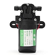 DC12V 3.5L/Min 0.48MP Mini Micro Diaphragm High Pressure Self Priming Water Pump Green