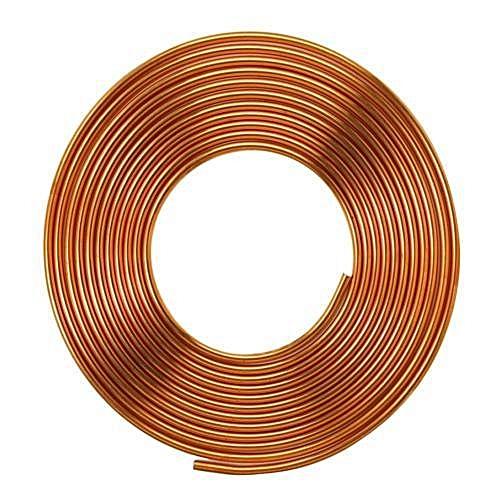 "?3/8"" x 5m Soft Copper Coil R410a copper pipe Tube Air Conditioner HVAC"