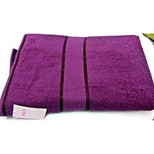 Bath Towel - 150x100cm - Purple