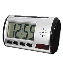 Mini Hidden Camera Alarm Clock Motion Detection Video Sound Recorder Secret
