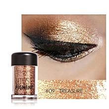 Focallure 12 Colors Eye Shadow Makeup Pearl Metallic Eyeshadow Palette I