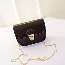 bluerdream-Women Leather Handbags Cross Body Shoulder Bags Messenger Bags D Brown-Dark Brown