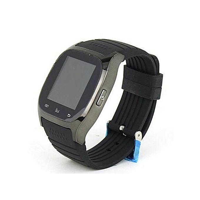 Buy Fashion Hequeen Unisex M26 Smart Wrist Bluetooth Watch Phone For