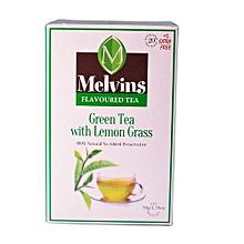 Green Tea Bags 25'S