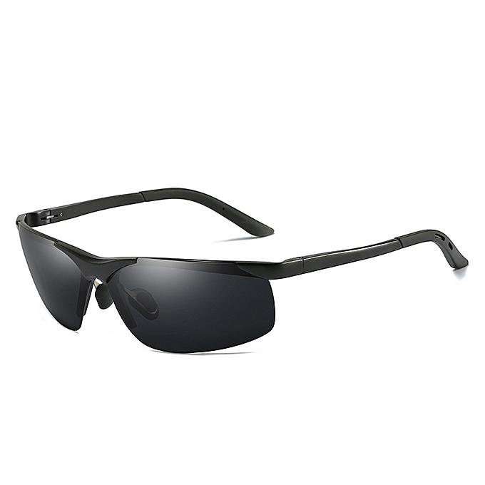 ac0a775b276c Hot sale Polaroid Sunglasses Men Polarized Driving Sun Glasses Mens Brand  Designer Aluminum Magnesium Oculos Male