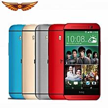 HTC One M8 16GB/32GB ROM 2GB RAM 4G LTE Mobile Phone - Red