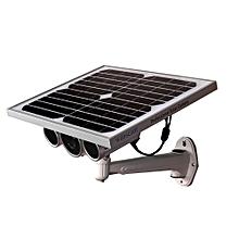 Wanscam HW0029-5 Outdoor Waterproof 1080P Security Wifi Solar Power IP Camera With Starlight Night US Plug