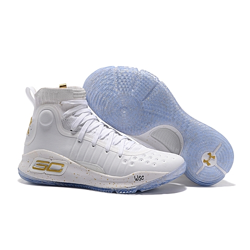 Fashion UA Curry 4 Men s Basketball Shoes 2018 Stephen Curry Sports Sneskers 933666324271