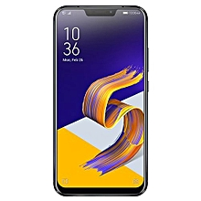 Zenfone 6.2-Inch IPS LCD (4GB, 64GB ROM) Android 8.0 Oreo, Dual 12MP+8MP, Dual SIM LTE Smartphone - Midnight Blue