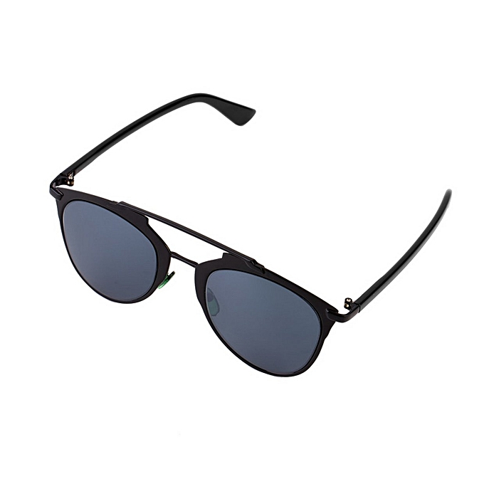 Buy Allwin Fashion Classic Large Sunglasses Women Metal Frame Cat ...