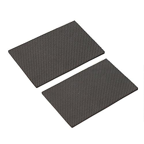 Generic Home Eva Furniture Pads Chair Sofa Table Covers Floor Protectors Non Slip Foot Mats Black