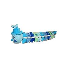 Soft Caterpillar - Blue