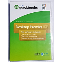 QuickBooks 2018 Premier - Single User UPGRADE Pack