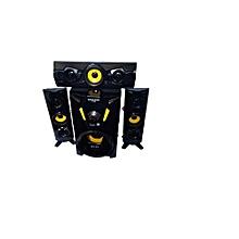 S-1059BT 3.1CH Multimedia Speaker System - Black & Yellow