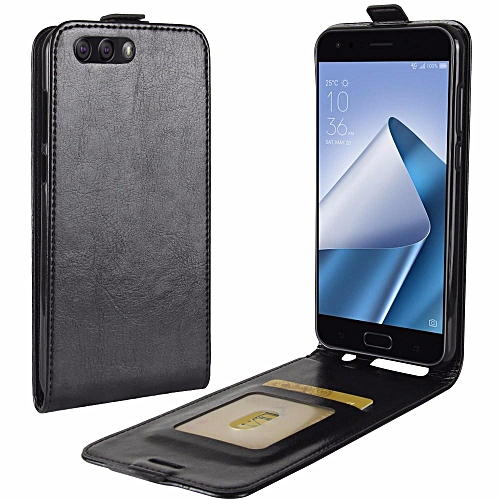 new style 8a5f1 b9303 PU Leather Flip Cover Case for Asus Zenfone 4 ZE554KL 5.5''