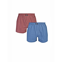 Multicoloured Male Boxer Set