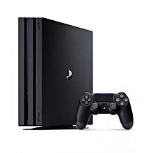 PS4 Pro - 2TB - Standalone - Black