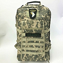 New Arrival Army Fan Outdoor Mountaineering Backpack Double Shoulder Travel Bag-05