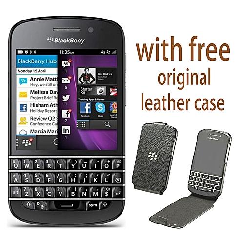 Q10 - (2GB RAM,16GB ROM) - 3G / 4G LTE Smartphone Touchscreen QWERTY Black