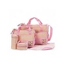 Shoulder Diaper Bags/Nappy Bag - Pink
