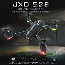 528 720P Camera Wifi FPV GPS Positioning Waypoint Fly Altitude Hold RC Quadcopter