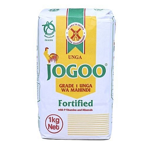 Maize Meal Fortified with Vitamins and Minerals, 1Kg