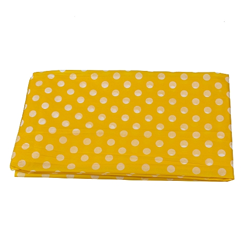 Generic Waterproof Plastic Tablecovers Table Cloth Cover Party