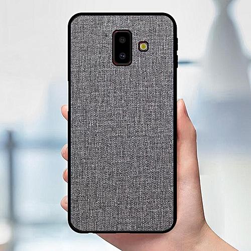 on sale 0e996 98c9b Cloth Case For Samsung Galaxy J6 PlusJ6+ Case Slim Hybrid Soft Cover With  Elk Design For SAMSUNG J6 PLUS Casing 191091 c-2 (Color:Main Picture)