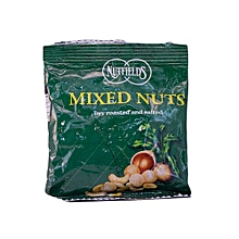 Dry Roasted and Salted Mixed Nuts, 20g