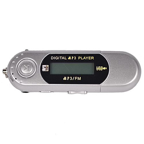 4GB USB MP4 MP3 Music Video Digital Player Recording with FM Radio eBook Electronics MP3 Players & Accessories