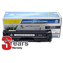 HP 128A Toner Black (CSH-128A BK) ColourSoft Compatible