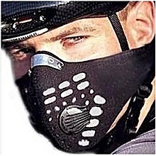 Cycling Mask Bike Bicycle Face Mask Wind Cold Proof Masks Red