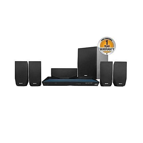 BDV-E2100 - 5 1 Channel Blu-ray Disc Home Theatre System - Black