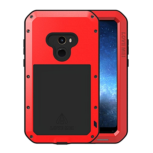 sports shoes 3a90c 4b306 Xiaomi Mi Mix 2 Waterproof Case, Shockproof Snowproof Dustproof Durable  Aluminum Metal Heavy Duty Full-body Protection Case Cover for Xiaomi Mi Mix  2