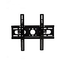 "TV Wall Bracket 23""- 55""-LED/LCD wall mount - Black"